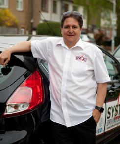 Gary Battison ORDIT driving instructor training