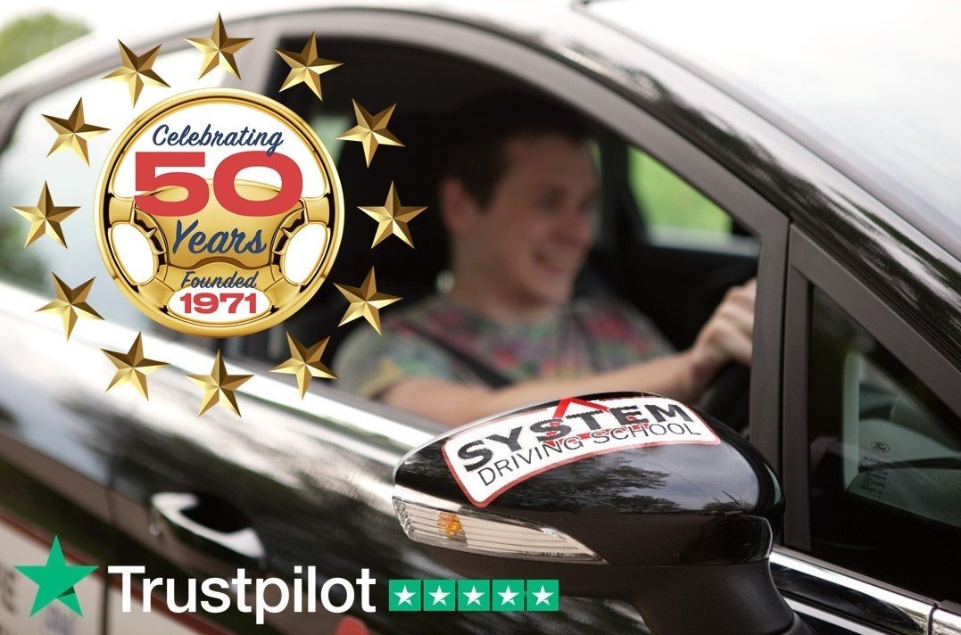 Driving lessons with System Driving School